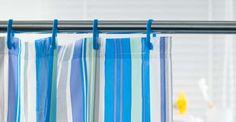 Come togliere la muffa dalla tenda della doccia in modo naturale