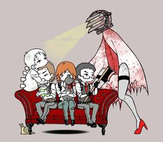 Safety zone by Rwl, The Evil Within: The Assignment DLC