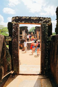 The Ancient City Of Polonnaruwa In Sri Lanka // Part 2 Of 2 (21)