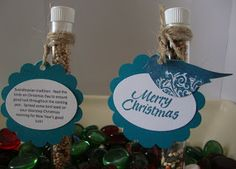 Kathie's Cards: Christmas Bird Seed for Scandinavian Tradition