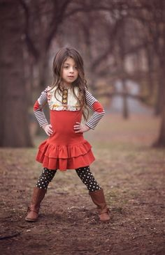 Will be under the tree this year!  Persnickety Clothing - Lou Lou Dress in Red Fall 2013 Phase 1