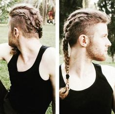 undercut long hair - Google Search