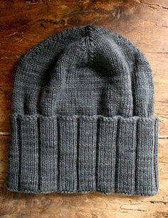 ✿◠✿ FREE PATTERN ✿◠✿ LONG RIB HAT