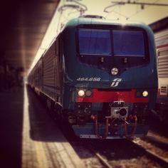 Train at Roma Termini