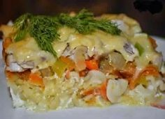 Baked Pasta With Chicken Recipe - http://easy-lunch-recipes.com/baked-pasta-with-chicken-recipe/
