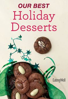 Cookies, Pies, Tarts and More Healthy Holiday Desserts