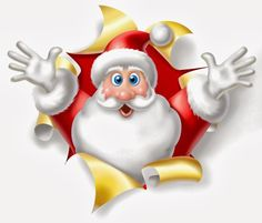 Santa New Year Wallpaper - WallpaperLepi The Best Of Christmas, Father Christmas, Christmas 2015, Christmas Pictures, Christmas Ornaments, Christmas Things, Christmas Ideas, Christmas Sheets, Xmas Pics