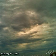 曇り no #sunrise #philippines #sky #cloud #空 #雲