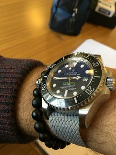 Rolex Swiss Deep Sea D Blue Limited
