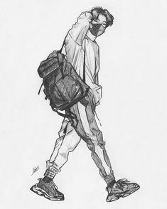 Yikes 😳 ⠀ Ty for sending me the ref pic 😌 ⠀ Kpop Drawings, Pencil Art Drawings, Art Drawings Sketches, Jungkook Fanart, Kpop Fanart, Flower Crown Drawing, Bts Pictures, Art Sketchbook, Art Inspo