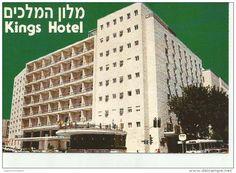 Kings Hotel Jerusalem Hotel King, Jerusalem, Israel, Countries, Multi Story Building, Hotels
