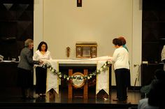 St. Francis Dedication Ceremony-March 28, 2012