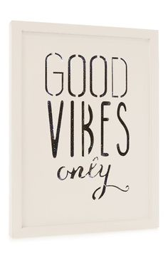 Wise words in our new Primark homeware collection!