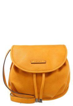 Esprit Schoudertas - honey yellow - Zalando.be