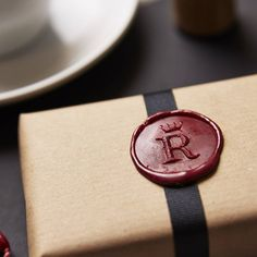 A unique crown monogram wax seal stamp. Our monogram wax seal stamp can include up to 3 initials. A beautiful personalised finishing touch.  A wonderful, celebratory finishing touch to invitations, gifts, place settings, greetings cards, craft projects and so much more. Perfect for Weddings and special events.  Easy to use and a wide variety of colours to choose from, you really can add a personal touch in your recipients favourite colour!  Traditional and unique for a beautiful finish…