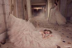 Lazaro Bridal Spring 2015 Wedding Dresses