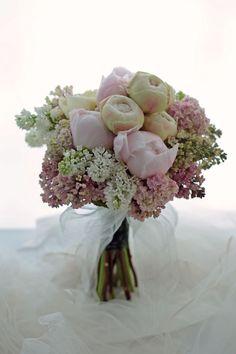 春の装花 : 一会 ウエディングの花