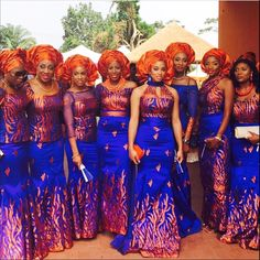 pictures of african traditional wedding dresses African Fashion Designers, African Inspired Fashion, African Print Fashion, Africa Fashion, African Wedding Dress, African Print Dresses, African Dress, African Prints, African Bridesmaid Dresses