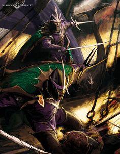 Warhammer Dark Elves, Warhammer Fantasy, Warhammer 40k, Fantasy Battle, Fantasy Art, The Shadow Queen, Haunted Forest, The Darkling, Tortured Soul