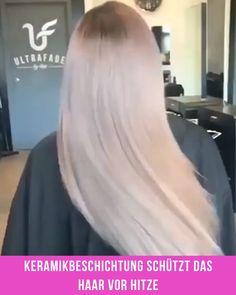 Seidig glattes Haar und sofortigen Glanz Ceramic hair straightener TOURMALINE Only 10 to 15 minutes Permed Hairstyles, Straight Hairstyles, Ceramic Hair Straightener, Rides Front, Magic Hair, Natural Hair Styles, Long Hair Styles, Dull Hair, Smooth Hair