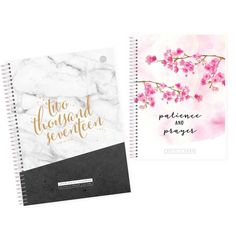 Bonus Pack - Deen Daily Planner + Notebook