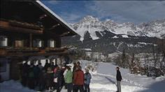 Touristen (be)suchen den Bergdoktor - Tourismus-Report jetzt bei HOTELIER TV: http://www.hoteliertv.net/reise-touristik/touristen-be-suchen-den-bergdoktor/