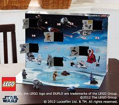 LEGO® Star Wars™ Advent Calendar #PotteryBarnKids