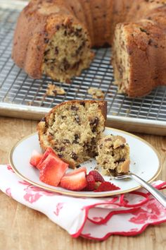 Chocolate Chip Bundt