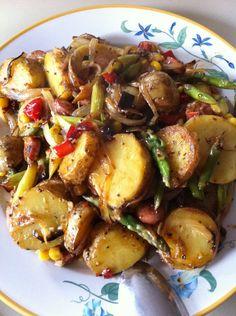 german potato à la maison