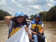 Today is International Volunteer Day!     To recognize this day, we'd like you to meet Aleyda, one of our amazing UN Volunteers, working in humanitarian response in Colombia. Check out her story: http://j.mp/SyzQ3n    #UNV #actioncounts #IVD2012