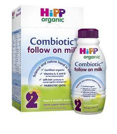 HiPP Organic 2 From 6 Months Onwards Follow On Milk 800GM