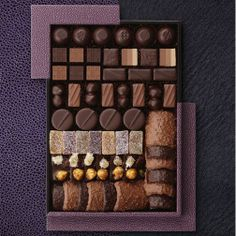 valrhona collection enrobed nuts and fruit box 500gvalrhona. a
