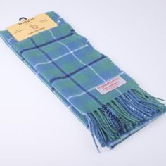 Made in Scotland from soft Lambswool - Available from ScotClans, order your's today