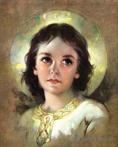 the boy Jesus - Florence Roger