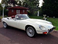 1961 Jaguar E-Type OTS Flat Floor with Twin External Bonnet Llatches - liposuction plastic surgery Jaguar Sport, Jaguar E Type, Jaguar Cars, Retro Cars, Vintage Cars, Austin Martin, Convertible, Automobile, British Sports Cars
