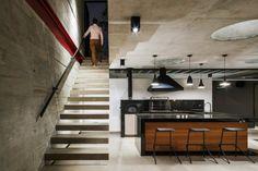 planalto house 9 Complex Urban Living Space in São Paulo: Planalto House by Flavio Castro