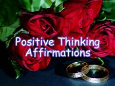 """https://www.youtube.com/watch?v=MC_0gmGTHzk  Affirmations help purify our thoughts and restructure the dynamic of our brains so that we truly begin to think nothing is impossible. The word affirmation comes from the Latin affirmare, originally meaning - """"to make steady, strengthen."""""""
