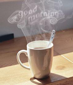 good morning coffee.