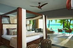 Honeymoon suite at Zoetry Montego Bay.