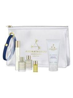 Aromatherapy Associates The De-Stress Edit Aromatherapy Associates, Muscle, Destress, Beauty, Color, Store, Colour, Larger, Muscles
