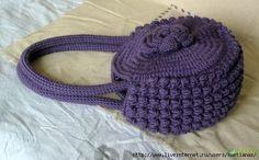 Meu Paraiso: Bolsa Croche