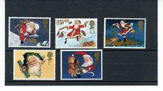 GREAT BRITAIN STAMP MINT NH QE 11 1997 50th ANNIVERSARY CHRISTMAS CRACKER