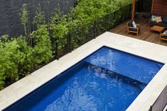 Swimming Pool , Decking & Landscape combo Decking, Swimming Pools, Landscape, Outdoor Decor, Home, Pools, House, Swiming Pool, Ad Home