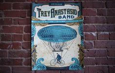 Trey Anastasio poster