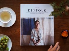 kinfolk love  - replace book with tea-towels