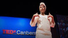 Khadija Gbla: My mother's strange definition of empowerment | TED Talk | TED.com