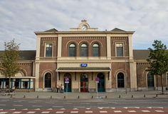 Monumentera - Locatie - Station Middelburg