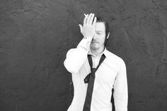 Terry Richardson Shoots Norman Reedus