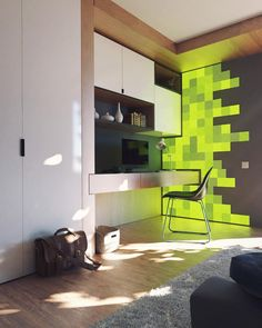 Lighting Home Office Design Ideas. Therefore, the demand for residence offices.Whether you are intending on including a home office or restoring an old room right into one, below are some brilliant home office design ideas to help you begin. Nanoleaf Designs, Home Office Design, House Design, Smart Home Design, Life Hacks Diy, Deco Cool, Interior Design Guide, Deco Kids, Gaming Room Setup