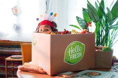 Die Lieferkette vom Supermarkt ist lang und verschwenderisch. HelloFresh, das Kochbox Unternehmen, steht für die Lieferketten Revolution. Vom Erzeuger zu Di